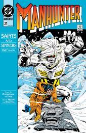 Manhunter (1988-) #21