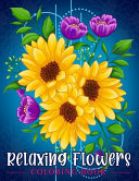 Download Relaxing Flowers Book