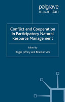 Conflict and Cooperation in Participating Natural Resource Management PDF