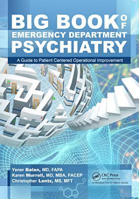 Big Book of Emergency Department Psychiatry