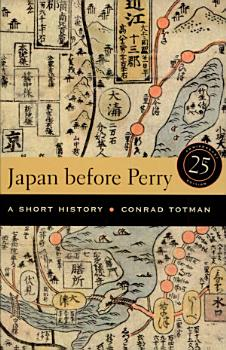 Japan Before Perry PDF
