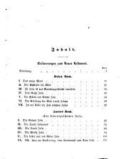 Johann Gottfried v. Herder's sämmtliche Werke in vierzig Bänden: Bände 7-8