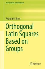 Orthogonal Latin Squares Based on Groups