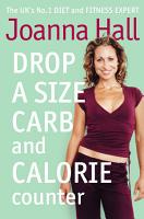 Drop a Size Calorie and Carb Counter PDF