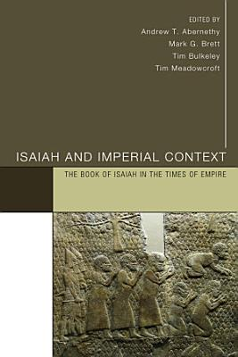 Isaiah and Imperial Context PDF