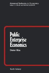 Public Enterprise Economics: Theory and Application, Edition 2