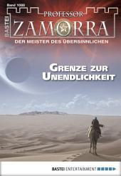 Professor Zamorra - Folge 1088: Grenze zur Unendlichkeit