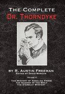 The Complete Dr. Thorndyke - Volume V
