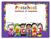 Preschool Certificates and Awards by Karen's Kids