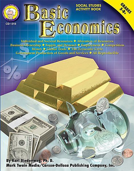 Basic Economics, Grades 5 - 8