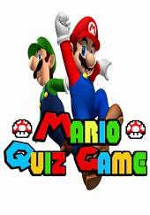 Mario Quiz Game