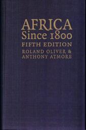 Africa since 1800: Edition 5