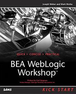 BEA WebLogic Workshop PDF