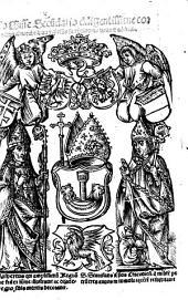 Ordo Misse Secu[n]dario diligentissime correctus cu[m] notabilibus [et] glossis sacri canonis nouiter additis