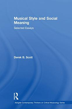 Musical Style and Social Meaning PDF