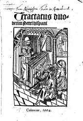 Tractatus duodecim Petri hispani