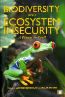 Biodiversity and Ecosystem Insecurity PDF