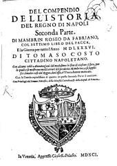 Compendio dell'istoria del regno di Napoli: Volume 2