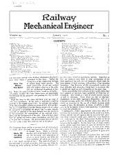 Railway Locomotives and Cars: Volume 94