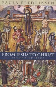 From Jesus to Christ Book