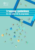 Trapping guidelines for area-wide fruit fly programmes