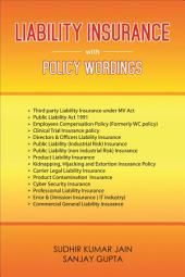 Liability Insurance With Policy Wordings