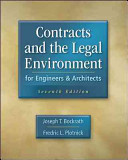 Contracts and the Legal Environment for Engineers and Architects PDF