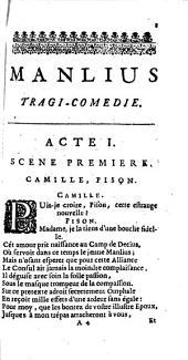 Recueil de diverses pieces de theatre, composées par de célébres auteurs de ce temps: Tome premier... Tome premier
