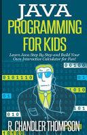 Download Java Programming for Kids Book