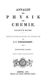 Annalen der Physik und Chemie: Band 2;Bände 159-160