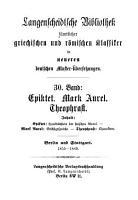 Langenscheidtsche Bibliothek s  mtlicher griechischen und r  mischen Klassiker in neueren deutschen Muster   bersetzungen PDF