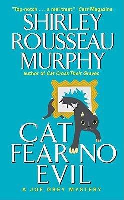 Cat Fear No Evil
