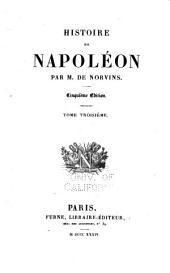 Histoire de Napoléon: Volume3