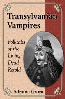 Transylvanian Vampires PDF