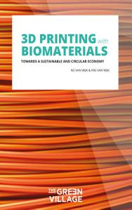 3D Printing with Biomaterials