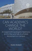 Can Academics Change the World  PDF