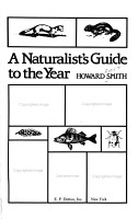 A Naturalist s Guide to the Year PDF
