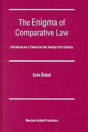 The Enigma of Comparative Law