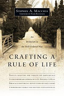 Crafting a Rule of Life Book