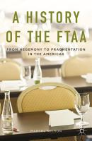 A History of the FTAA PDF