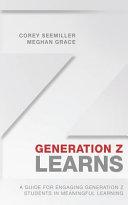 Generation Z Learns PDF