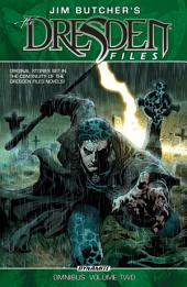 Jim Butcher's The Dresden Files: Omnibus Vol. 2