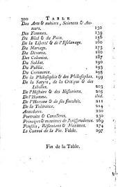 Esprit et génie de M. Linguet, avocat au parlement de Paris
