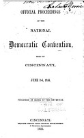 Official Proceedings of the Democratic National Convention PDF