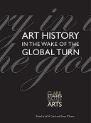 Art History in the Wake of the Global Turn PDF