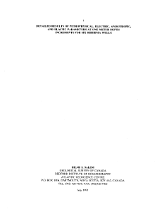 Geological Survey of Canada  Open File 2722 PDF