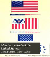 Merchant Vessels of the United States...: (including Yachts).