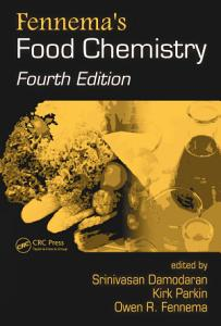 Fennema s Food Chemistry  Fourth Edition