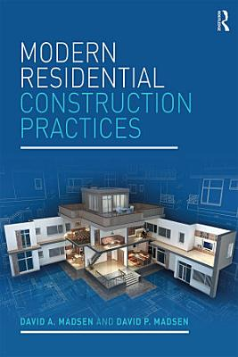 Modern Residential Construction Practices PDF