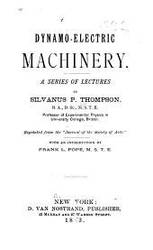 Dynamo-electric machinery: a series of lectures